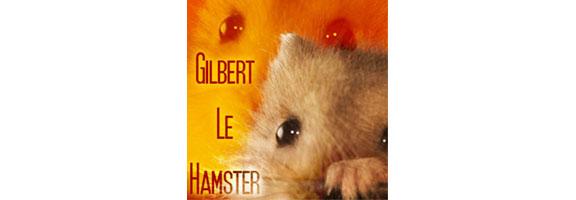 Gilbert le hamster